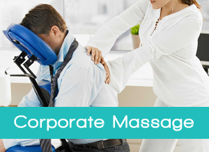 corporate massage