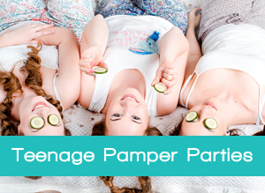 teenage pamper parties