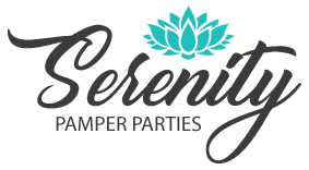 Serenity Pamper Parties Logo